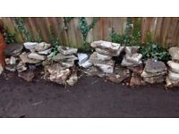 Still available 20th. November - Free to collector - broken paving slabs & rubble