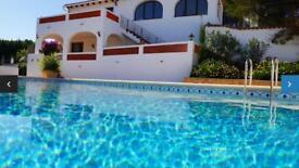 Beautiful Spanish 3 bedroom Villa