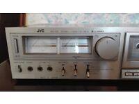JVC KD-A33 , Stereo Cassette Deck, super ANRS