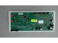 Motorhome or Caravan Control Panel