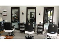 Refurbished Unisex Hair And Beauty Salon East London For Sale