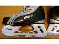 Nike Bauer ice skates