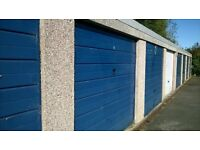 Garage to rent at The Croft, Broad Hinton - available now!!!!!
