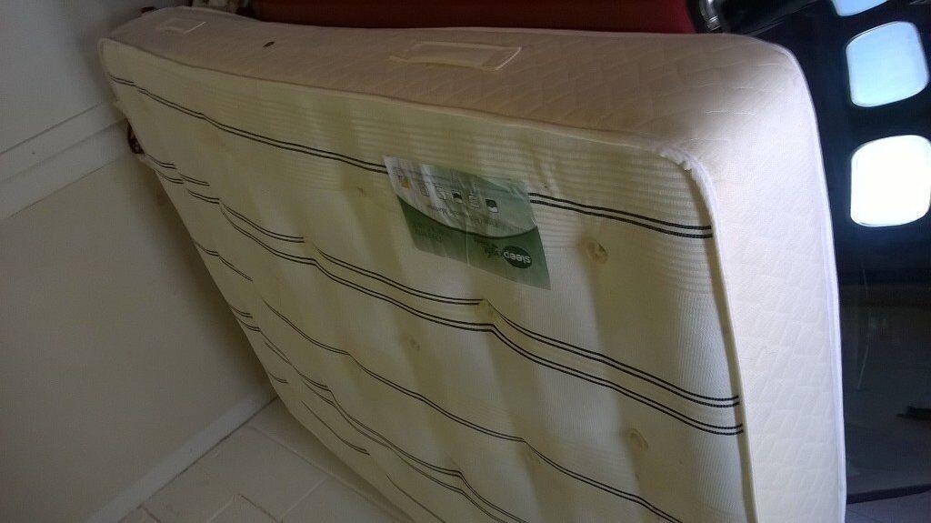 mattress orthopaedic firm