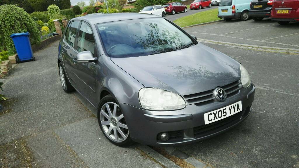 Vw Golf Mk5 2005 2 0 Gt Tdi In Maidenhead Berkshire