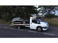 Recovery/transport car/van/jeep/motorbike 24hr end of life/broken down vehicles also bought