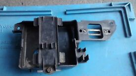 YAMAHA RD250LC RD 250 350 LC 4L0 4L1 BATTERY BOX COMPLETE WITH STRAP SPARES