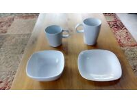 "WANTED - James Martin ""China Style"" crockery from Denby Pottery. single pieces to top up a set."