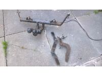 A witter tow bar for a citroen xsara picasso towbar with electrics pick up only