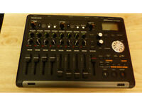 Tascam SD03 Eight track recorder with extras