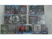 56 NEW & SEALED Marvel Steelbooks