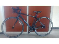 For sale Cannondale Synapse virtually brand new hybrid very light alloy frame Males racer