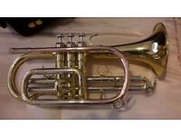 VINCENTBACH CORNET AS NEW PLAYED ONCE