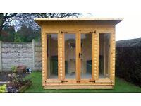 solo the pent summerhouse