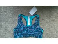 Large Fabletics Sports Bra