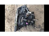 Vauxhall Vivaro 2.5 6 speed gearbox pk6 077 removed from a 2005