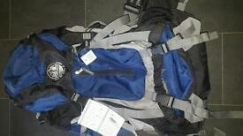 Adventuring rucksack