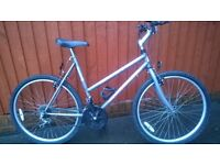 Excel Millennium Ladies Mountain Bike.... A great Budget Bike for the taller lady ...£55.00