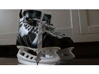 No Fear Ice Skates (Size 6)