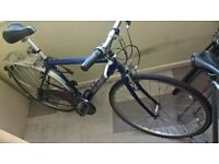 Mens bike Large size Raleigh bicycle good condition vintage bike tyres very good