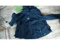 Horse riding jacket - Mountain Horse make extreme line, has protection inserts