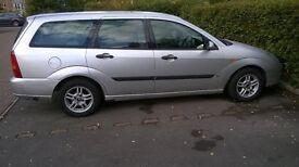 ford focus petrol/GAS
