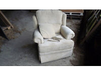 large easy chair