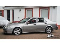 SAAB 9-5 AERO HOT 250 AUTO - HIGH SEPCIFICATION EXCELLENT CONDITION