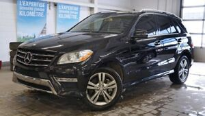 2012 Mercedes ML350 4Matic
