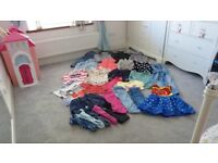 Budle of girls clothes 7-8 yrs