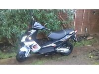 Sinnis Eagle 49cc Moped