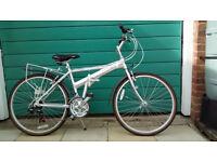 Dahon Espresso Folding Bike