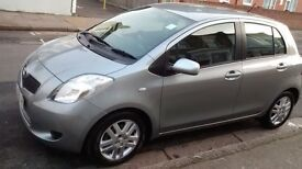 Toyota Yaris 1.3 Automatic 5dr Very Low Mileage
