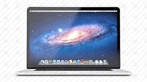 Spécial Apple Macbook Pro i5 / 500g 749$