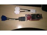 ATI Radeon HD 3450 256MB PCI-E B276 Video Graphics Card