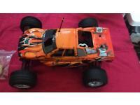 Hpi racing truck