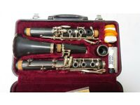 Jupiter JCL-631 Clarinet for sale