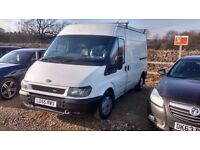 Ford Transit 55plate 2.0td