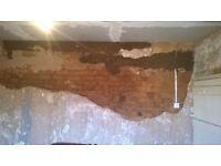 Plasterer & tiler covering Coventry. Birmingham, Leicester,