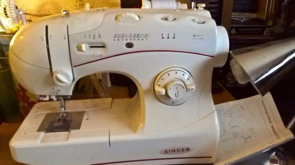 Singer 40 Sewing Machine In Bournemouth Dorset Gumtree Stunning Singer Sewing Machine 6038