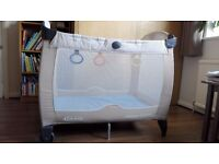 GRACO travel cot in an excellent condition