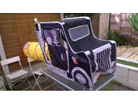Chad Valley Tanker Truck Play Tent and Tunnel