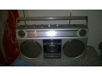 Vintage Panasonic Radio Cassette Boombox