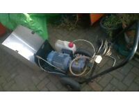 Interpump 240v Proffessional Pressure Washer, Jet Wsher.