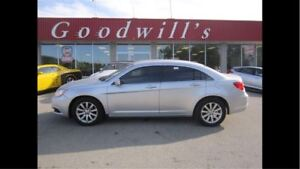 2012 Chrysler 200 TOURING! HEATED SEATS! POWER DRIVERS SEAT!