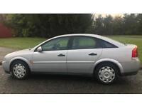 CHEAP VAUXHALL VECTRA 5 door family car 1.8L (2002) year mot 5 door