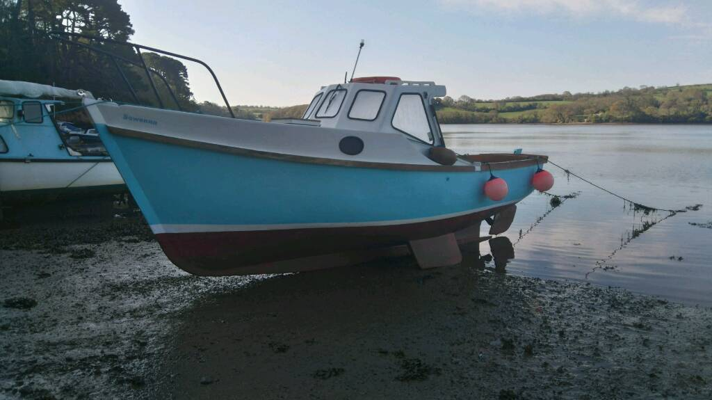 Cheap Used Jet Skis For Sale >> Boat 23ft heard tosher grp | in Falmouth, Cornwall | Gumtree