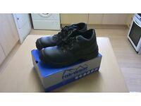 Rok-Wear OFW1000 Safty Chukka Boot Size 8 (Steel Toe Cap)