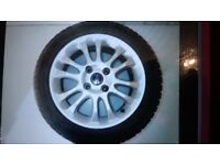 wanted set of volvo v70 4 stud wheels & tyers cash wating