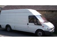 Man with van removals tadcaster